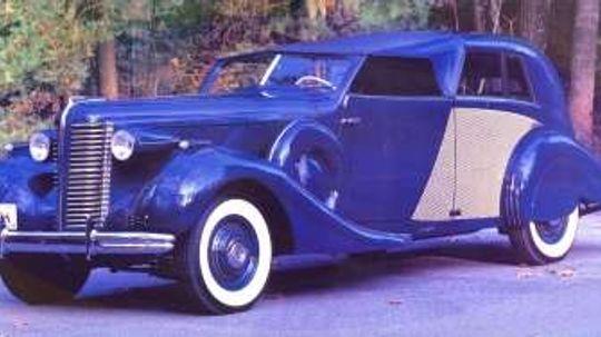 1938 Buick Series 80