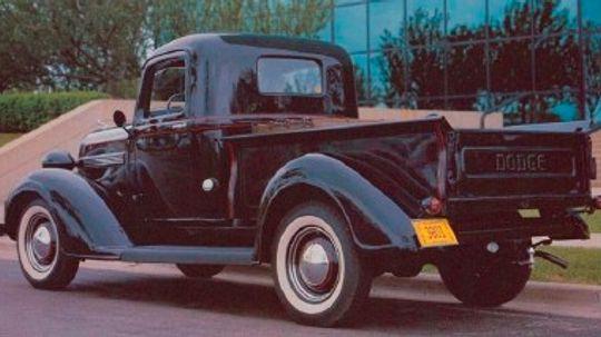 1938 Dodge RC Pickup