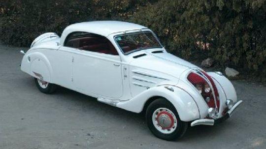 1938 Peugeot 402 B Retractable Hardtop