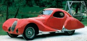 Talbot-Lago owner Major Antony Lago wanted his cars to be known as luxurious and fast speedsters. See more classic car pictures.