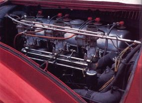 The hemi engine in the 1938 Talbot-Lago gained an exceptional reputation for its torque and durability.