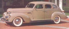 This four-door New Yorker came in Desert Beige. See more classic car pictures.