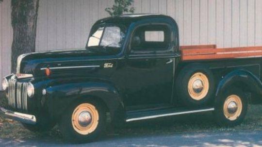 1942-1947 Ford Half-Ton Pickup