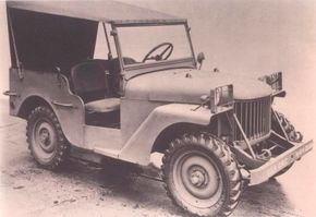 The Willys-Overland Quad made its debut on November 11, 1940.