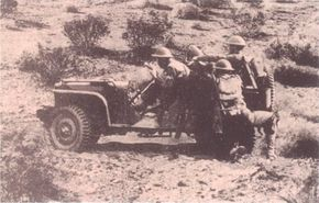 The jeep quickly proved its worth in battle.