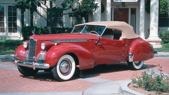 1940 Packard One Eighty