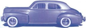 Image Gallery: Concept Cars This notchback four-door LaSalle concept car was one of two full-size models built for evaluation of proposed model-year 1941 LaSalle styling. See more concept car pictures.