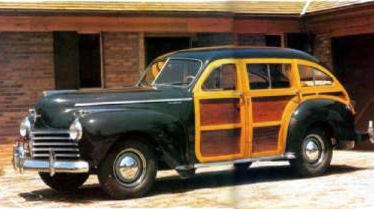 1941-1984 Chrysler Town & Country