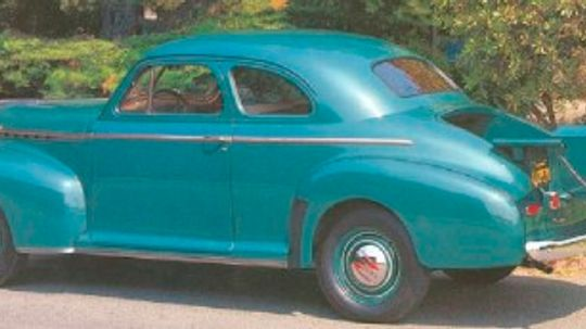 1941 Chevrolet Coupe Pickup