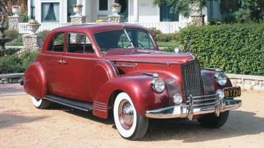 1941 Packard One Eighty