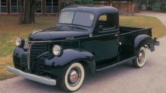 1941 Plymouth PT-125