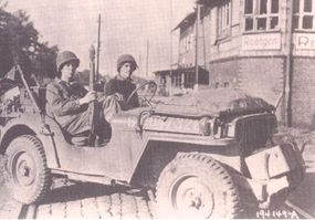 Jeeps were converted into highly mobile reconnaissance and radio units, capable of traveling into enemy locations, reporting troop strength, and returning unnoticed.