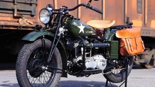 1942 Indian 741 and Indian 841