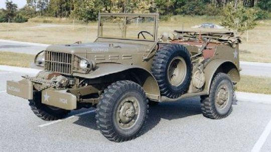 1946-1968 Dodge Power Wagon