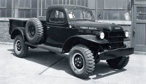 The first changes of note to the Dodge Power Wagon were in 1951, including the introduction of a pickup box with ribbed walls and three stake pockets per side.
