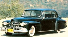 The 1946 Chrysler Continental coupes were built at a cost of $17,000. See more classic car pictures.