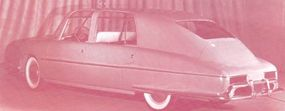 """Looking over the shoulder or directly aft in the Plainsman was tricky, given the very wide, """"blind"""" roof quarters and relatively small rear window."""
