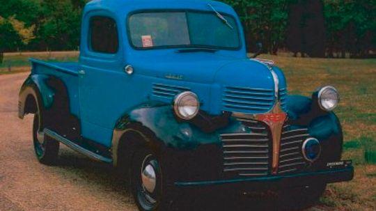 1946 Dodge WC Pickup