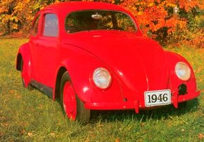 Very few 1946 Volkswagens were built, and even fewer ended up in America. See more classic car pictures.
