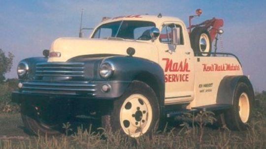 1947-1954 Nash Model 3148