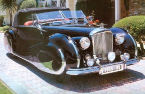 The Mark VI combined the best that Bentley and Rolls-Royce had to offer. See more classic car pictures.