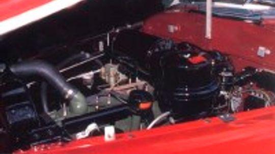1947 Packard Custom Super Clipper Touring Sedan