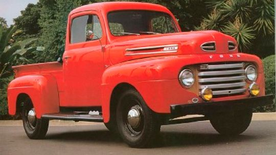 1948-1952 Ford F-Series Trucks