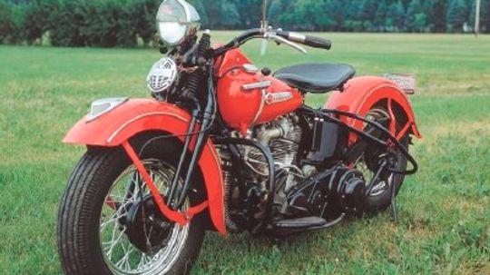 1948 Harley-Davidson FL