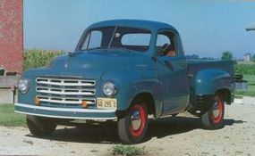 A 2R6 with a larger, more powerful engine became available for 1950.