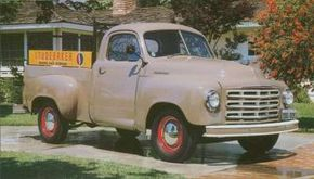 The 2R5, shown here as a 1951 model, would persist for five years from its 1949 launch.