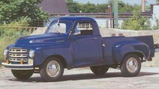 1949-1956 Studebaker Trucks