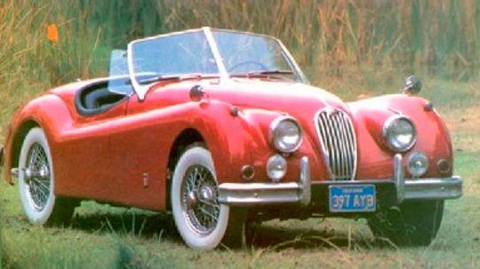 1949-1961 Jaguar XK Sports Cars