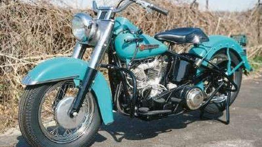 1949 Harley-Davidson FL Hydra-Glide
