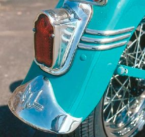 The FL Hydra-Glide complemented the now-classic Harley-Davidson