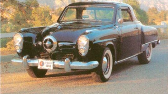 1950-1951 Studebaker Commander