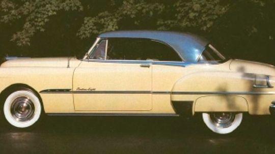 1950, 1951, 1952 Pontiac Catalina