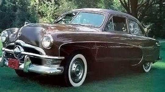 1950 Ford Custom Crestliner