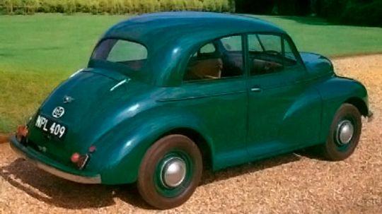 1950 Morris Minor Sedan