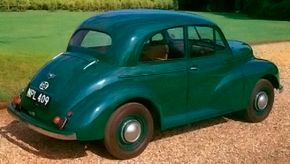 The 1939 Series E Eight looked like a shrunken Chrysler Airflow. See more classic car pictures.