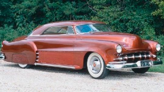 1950s Revival Leadsled: Profile of a Custom Car