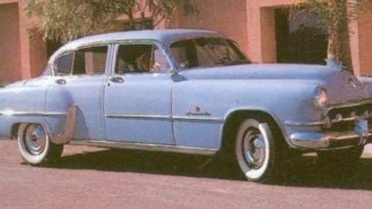 1951, 1952, 1953, 1954 Chrysler Imperial