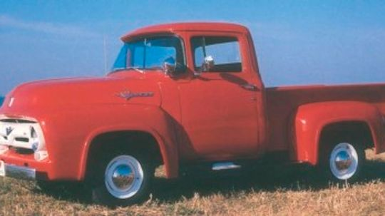 1956 Ford F-100 Pickup