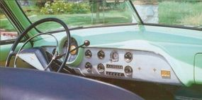 This model featured Ford Motor Company's first automatic transmission.