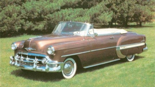 1953-1954 Chevrolet Bel Air