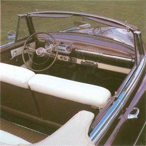 In 1953 Chevrolet built 24,047 Bel Air convertibles.
