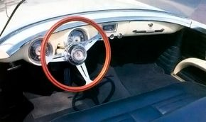 Unlike many GM and Ford dream cars, Chrysler show cars were generally built on stock or near-stock chassis, meaning they could be driven on the road like any workaday car.
