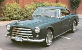 The 1953-1955 Edwards America was the dream of San Franciscan Sterling H. Edwards, who wanted to build an all-American personal-luxury sports car. See more classic car pictures.