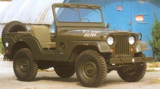 1953-1956 Jeep