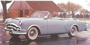 The initial Caribbean, built off the Pan American concept, featured heavily chromed wheel openings.