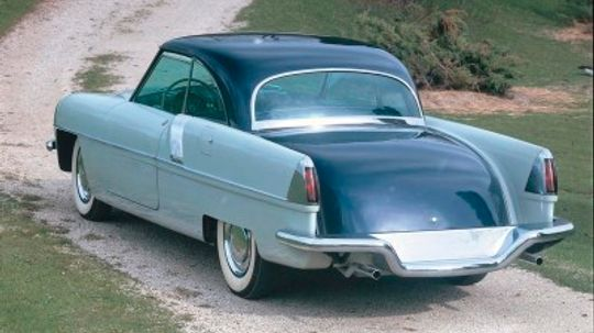 1953 Paxton Phoenix Convertible Coupe
